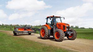 Kubota Canada tractor